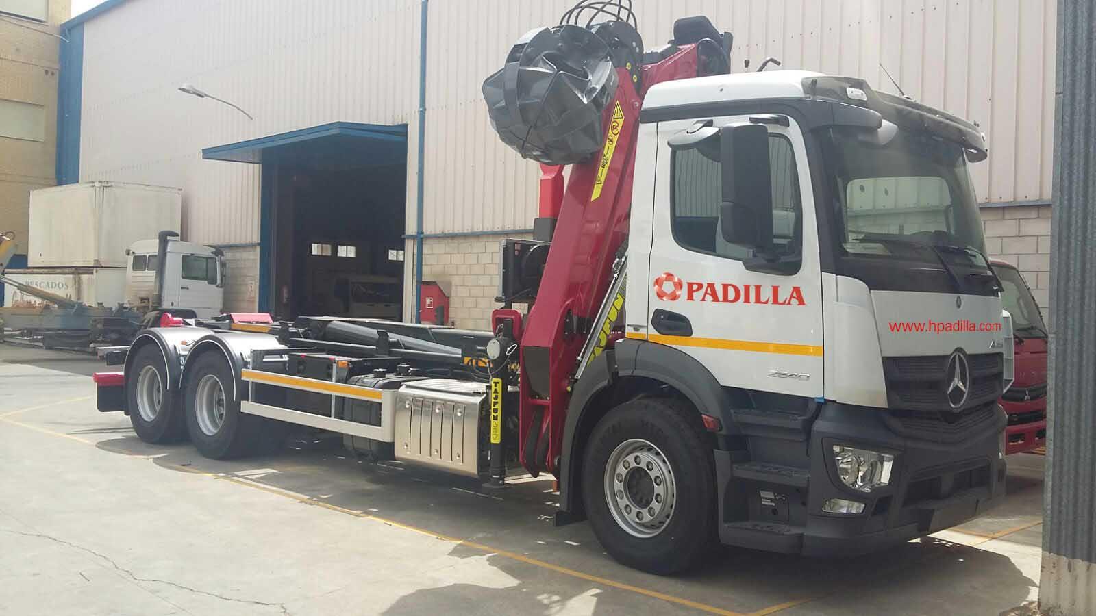 Ampliamo nuestra flota con un nuevo camión