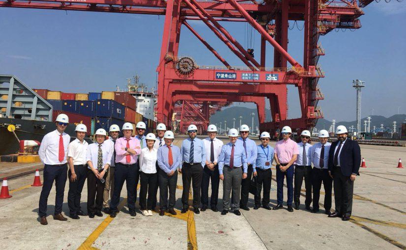Grupo Padilla en China